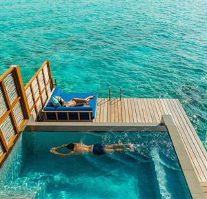 Du lịch đến thiên đường Maldives không viễn tưởng như bạn nghĩ