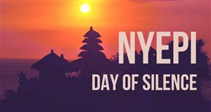 Ngày im lặng (Day of Silence) của người Bali – Indonesia