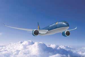 Đội máy bay A350-900