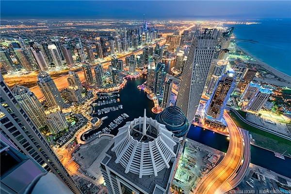 CHƯƠNG TRÌNH KHÁM PHÁ DUBAI - ABUDHABI