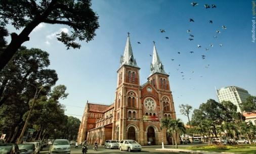 Hà Nội - TP.Hồ Chí Minh - Địa Đạo Củ Chi 3 Ngày 2 Đêm